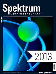 Digitalpaket: Spektrum der Wissenschaft Jahrgang 2013