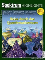 Spektrum der Wissenschaft: Highlights 1/2013