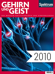 Digitalpaket: Gehirn und Geist Jahrgang 2010