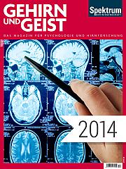 Digitalpaket: Gehirn und Geist Jahrgang 2014