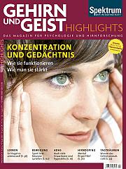 Gehirn&Geist: Highlights 1/2013