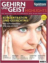 Gehirn&Geist: Highlights 1/2013 PDF