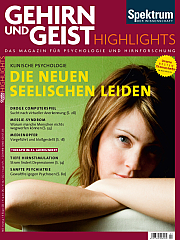 Gehirn&Geist: Highlights 1/2014