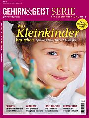 Gehirn&Geist: Serie Kindesentwicklung Nr. 2