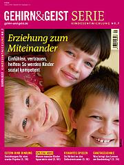Gehirn&Geist: Serie Kindesentwicklung Nr. 7