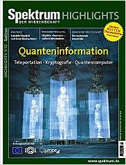 Spektrum der Wissenschaft: Highlights 1/2012 PDF