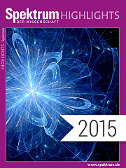 Digitalpaket: Spektrum Highlights Jahrgang 2015