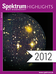 Digitalpaket: Spektrum Highlights Jahrgang 2012