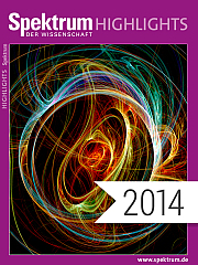 Digitalpaket: Spektrum Highlights Jahrgang 2014