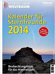Sterne und Weltraum: Kalender für Sternfreunde 2014 PDF