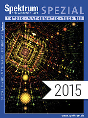 Digitalpaket: Spezialreihe Physik-Mathematik-Technik Jahrgang 2015