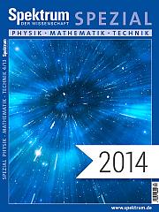 Digitalpaket: Spezialreihe Physik-Mathematik-Technik Jahrgang 2014