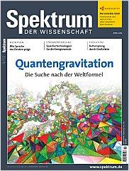 Spektrum der Wissenschaft: April 2012 PDF