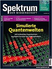Spektrum der Wissenschaft: November 2014 PDF