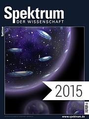 Digitalpaket: Spektrum der Wissenschaft Jahrgang 2015