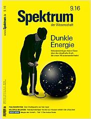 Spektrum der Wissenschaft: September 2016 PDF