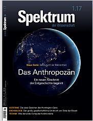 Spektrum der Wissenschaft: Januar 2017 PDF