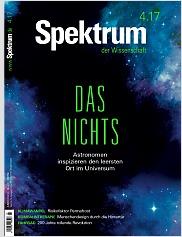 Spektrum der Wissenschaft: April 2017 PDF
