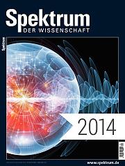 Digitalpaket: Spektrum der Wissenschaft Jahrgang 2014