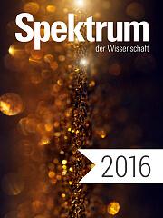 Digitalpaket: Spektrum der Wissenschaft Jahrgang 2016