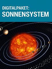 Digitalpaket: Sonnensystem