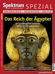 Spektrum der Wissenschaft: Spezial Archäologie - Geschichte - Kultur 1/2014