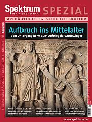 Spektrum der Wissenschaft: Spezial Archäologie - Geschichte - Kultur 1/2015