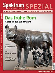 Spektrum der Wissenschaft: Spezial Archäologie - Geschichte - Kultur 2/2014