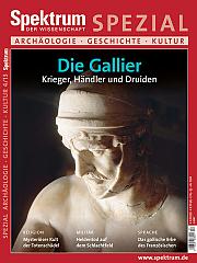 Spektrum der Wissenschaft: Spezial Archäologie - Geschichte - Kultur 4/2013