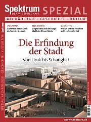 Spektrum der Wissenschaft: Spezial Archäologie - Geschichte - Kultur 1/2016
