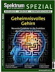 Spektrum der Wissenschaft: Spezial Biologie - Medizin - Hirnforschung 1/2013 PDF