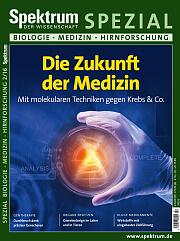 Spektrum der Wissenschaft: Spezial Biologie - Medizin - Hirnforschung 2/2016