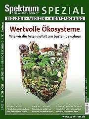 Spektrum der Wissenschaft: Spezial Biologie - Medizin - Hirnforschung 4/2013