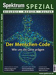 Spektrum der Wissenschaft: Spezial Biologie - Medizin - Kultur 4/2012