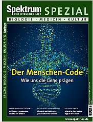 Spektrum der Wissenschaft: Spezial Biologie - Medizin - Kultur 4/2012 PDF