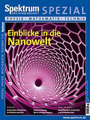 Spektrum der Wissenschaft: Spezial Physik - Mathematik - Technik 1/2012