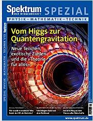 Spektrum der Wissenschaft: Spezial Physik - Mathematik - Technik 1/2013 PDF