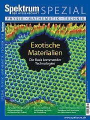 Spektrum der Wissenschaft: Spezial Physik - Mathematik - Technik 1/2014