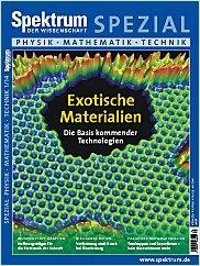 Spektrum der Wissenschaft: Spezial Physik - Mathematik - Technik 1/2014 PDF