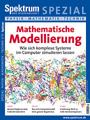 Spektrum der Wissenschaft: Spezial Physik - Mathematik - Technik 3/2015