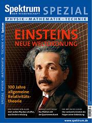 Spektrum der Wissenschaft: Spezial Physik - Mathematik - Technik 4/2015