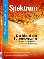 Spektrum der Wissenschaft: Spezial Physik - Mathematik - Technik 4/2016