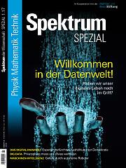 Spektrum der Wissenschaft: Spezial Physik - Mathematik - Technik 1/2017