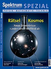Spektrum der Wissenschaft: Spezial Physik - Mathematik - Technik 2/2013