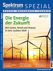 Spektrum der Wissenschaft: Spezial Physik - Mathematik - Technik 3/2012
