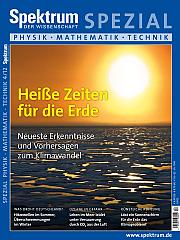 Spektrum der Wissenschaft: Spezial Physik - Mathematik - Technik 4/2012