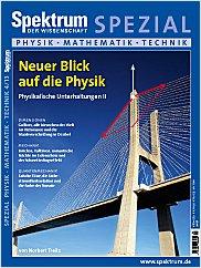 Spektrum der Wissenschaft: Spezial Physik - Mathematik - Technik 4/2013 PDF