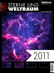 Digitalpaket: Sterne und Weltraum Jahrgang 2011
