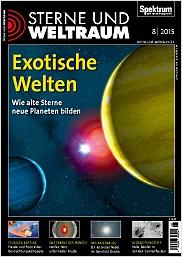 Sterne und Weltraum: August 2015 PDF