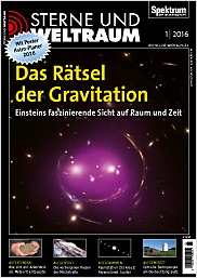 Sterne und Weltraum: Januar 2016 PDF